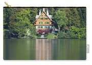 House On The Lake Carry-all Pouch by Davor Zerjav