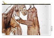 How The Camel Got His Hump Digital And Drawings D4-1 Carry-all Pouch