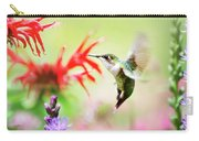 Hummingbird Fancy Carry-all Pouch