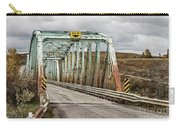 Hwy 552 Bridge Carry-all Pouch