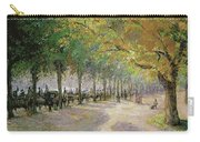 Hyde Park, London, 1890 Carry-all Pouch