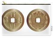 I Ching Coins Carry-all Pouch