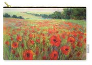 I Dream Of Poppies Carry-all Pouch