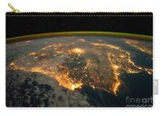 Iberian Peninsula From Space Carry-all Pouch