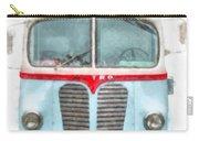 Ice Cream Food Truck Metro Van Carry-all Pouch