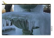 Ice Fountain Carry-all Pouch