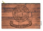 Idaho State Flag Brand Carry-all Pouch