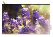Impressions Of Muscari Carry-all Pouch