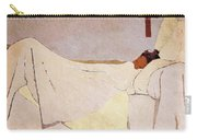 In Bed - Digital Remastered Edition Carry-all Pouch