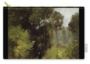 In The Woods, 1864 Carry-all Pouch