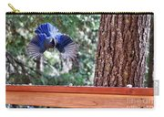 Incoming Steller's Jay Carry-all Pouch