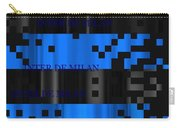 Inter Milan Pixels Carry-all Pouch