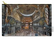 Interior, Hagia Sophia Museum Carry-all Pouch