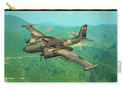 Invader Over Vietnam - Oil Carry-all Pouch