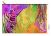 Iris Psychedelic  Carry-all Pouch