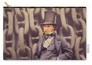 Isambard Kingdom Brunel, Genius Carry-all Pouch