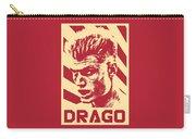Ivan Drago Retro Propaganda Carry-all Pouch