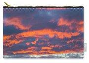 January Sunset - Vertirama 3 Carry-all Pouch