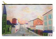 Japanese Colorful And Spiritual Nuance Of Maurice Utrillo Carry-all Pouch