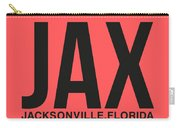 Jax Jacksonville Luggage Tag I Carry-all Pouch