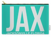 Jax Jacksonville Luggage Tag II Carry-all Pouch