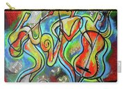 Jazz-swing Carry-all Pouch