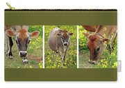 Jersey Fields Of Gold Carry-all Pouch
