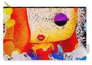 Jessica Rabbit Pop Carry-all Pouch by Al Matra