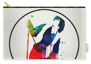 Jim Watercolor Poster Carry-all Pouch