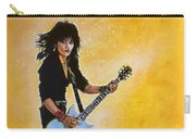 Joan Jett Carry-all Pouch