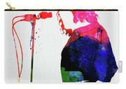 Joe Cocker Watercolor Carry-all Pouch