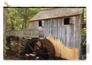 John Cable Mill In Cades Cove Historic Area In Smoky Mountains Carry-all Pouch