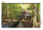 John Cable Mill In Cades Cove Historic Area In The Smoky Mountains Carry-all Pouch