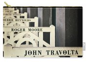 John Travolta In Deauville Carry-all Pouch