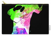 Johnny Watercolor II Carry-all Pouch