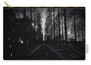 Julie's Photo Monochrome-312 Carry-all Pouch