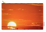July 9-2018 Sunset  Carry-all Pouch