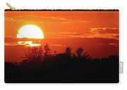 July 9-2018 Sunset Two  Carry-all Pouch
