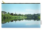 Junction Pool And View Of Tweed At Kelso Carry-all Pouch