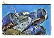 Junkers Ju 52 Art Carry-all Pouch