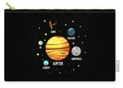 Jupiter Planet Universe Astronomy Carry-all Pouch