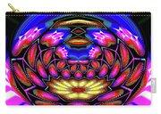 Kaleidoscopic Krystal Ball Carry-all Pouch