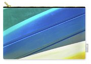 Kayak Angles And Colors Abstract II Carry-all Pouch
