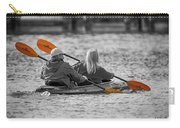Kayaking Along The Magothy Carry-all Pouch