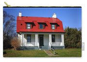 Keeper's House - Presque Isle Light Michigan Carry-all Pouch