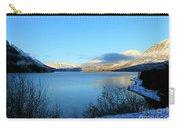 Kenai Lake Primrose Kenai Peninsula Alaska Carry-all Pouch