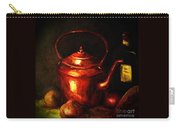 The Red Kettle Carry-all Pouch