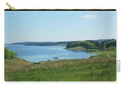 Kielder Water And Marina Bay In Northumberland Carry-all Pouch