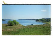 Kielder Water In Northumberland Carry-all Pouch