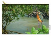 Kingfisher In The Mangroves Carry-all Pouch